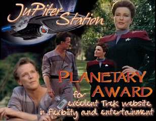 JuPiter Station Planetary Award